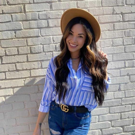 Melia  stylist